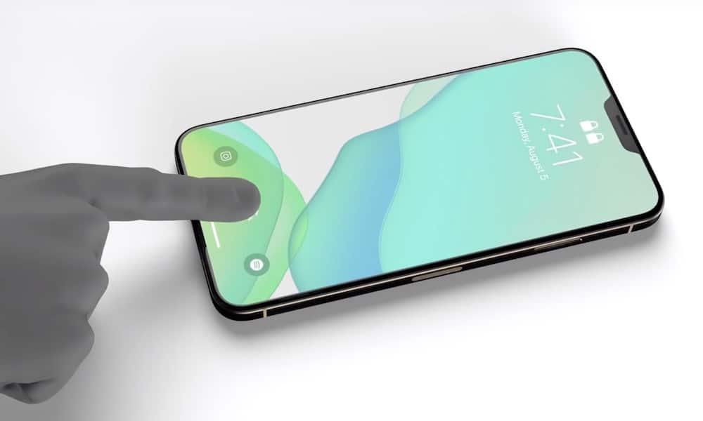 iPhone 13 koncept