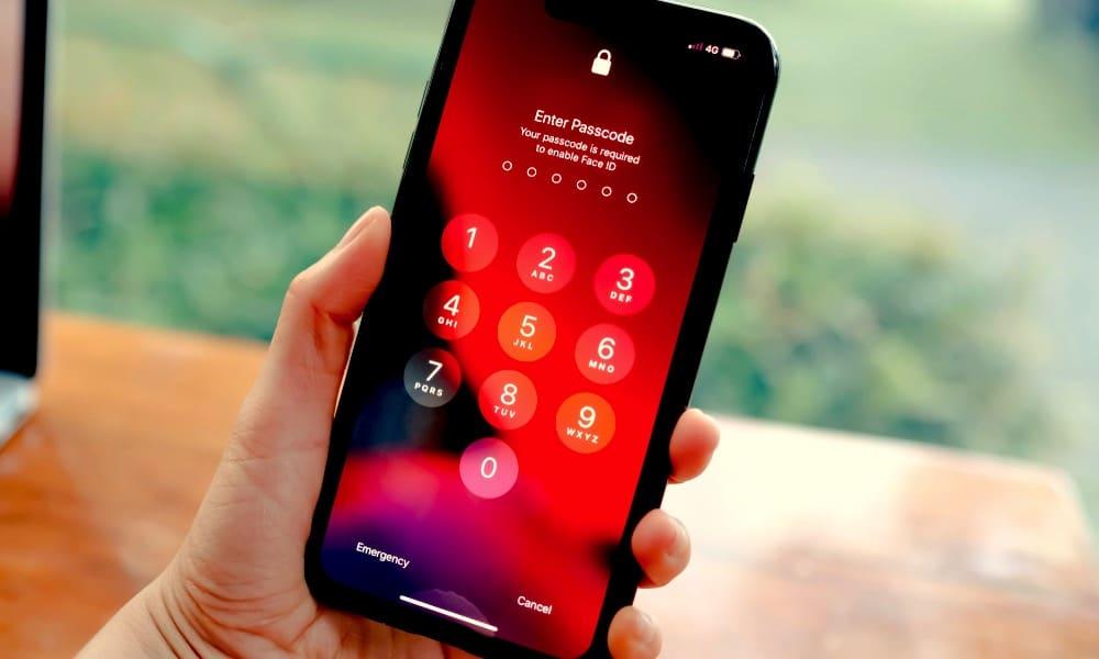 20 najhorších hesiel, aké môžete používať na svojom iPhone