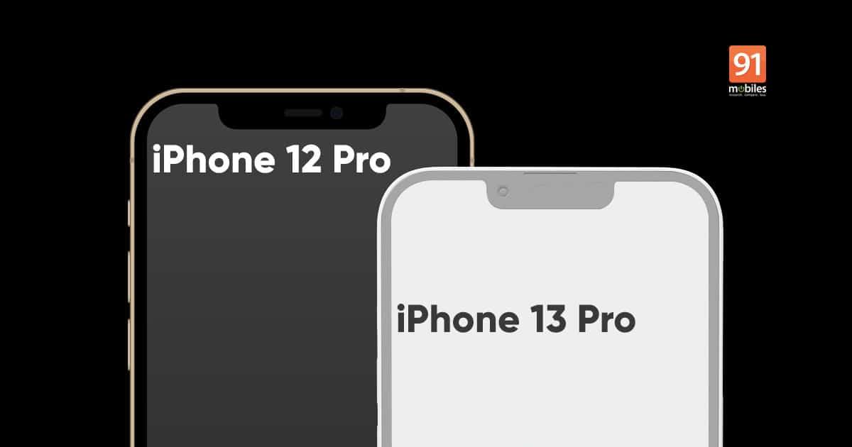 iPhone 13 Pro unikol na internet