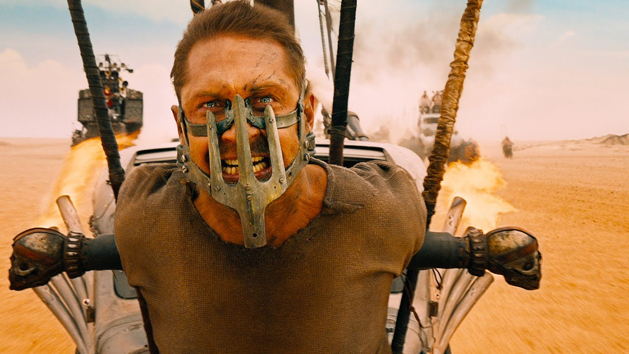 Tom Hardy Mad Max