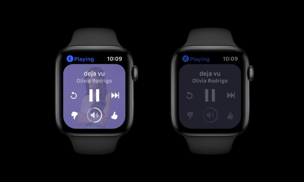 Apple Watch always-on
