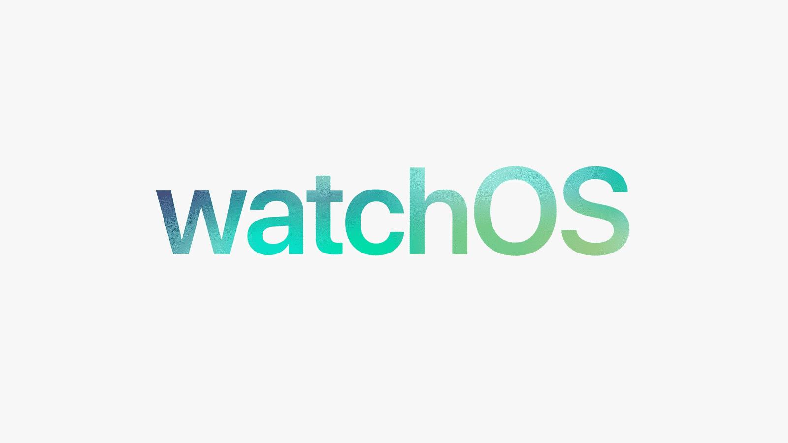 Novinky vo WatchOS 8 WWDC 2021