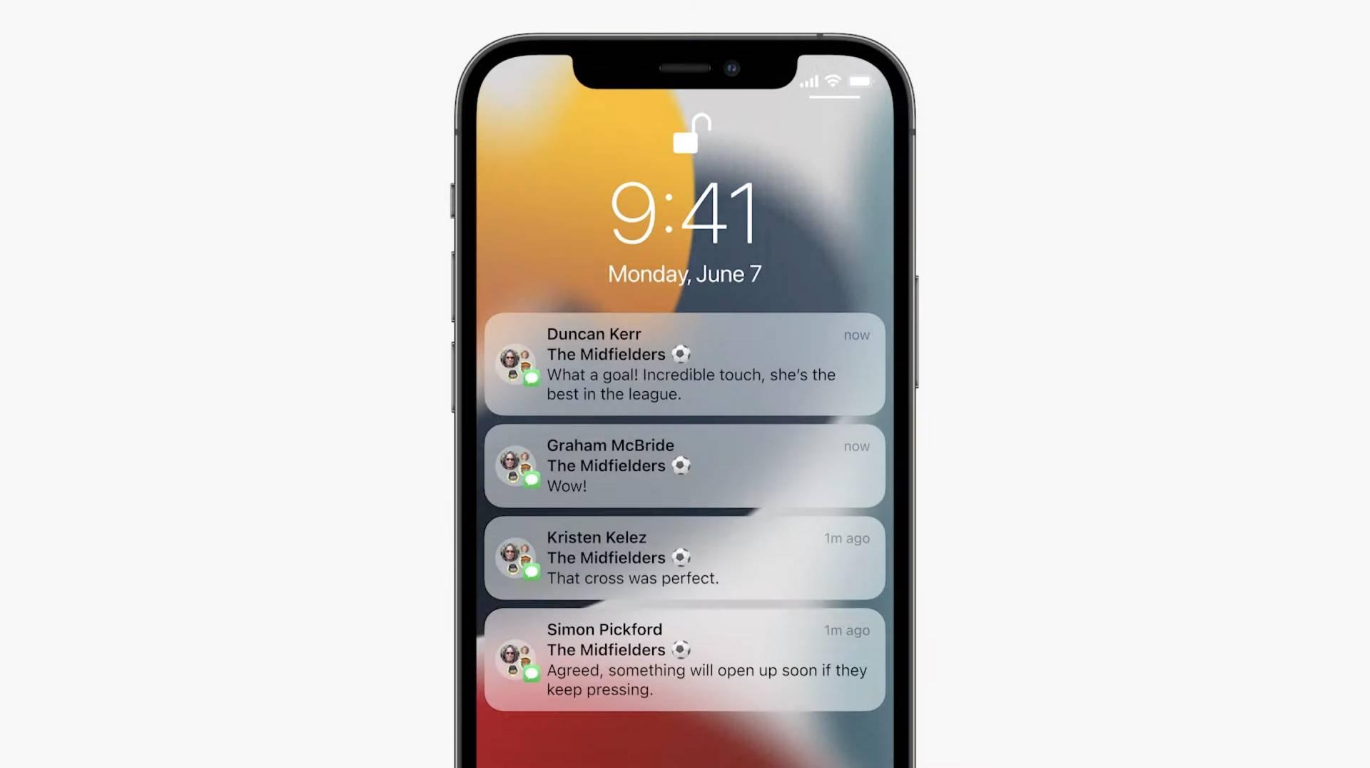 Nový spôsob správy notifikácií v iOS 15 - WWDC 2021
