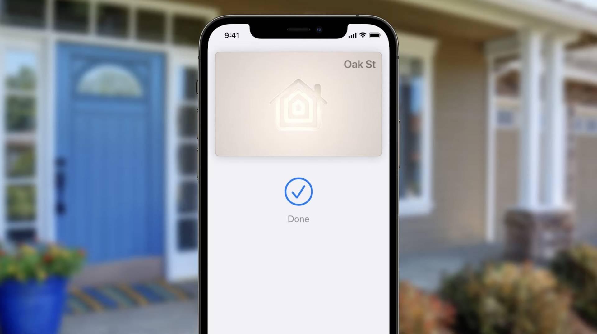 Novinky v Apple Wallet - odomknite si vchod či dom vďaka Homekey - WWDC 2021