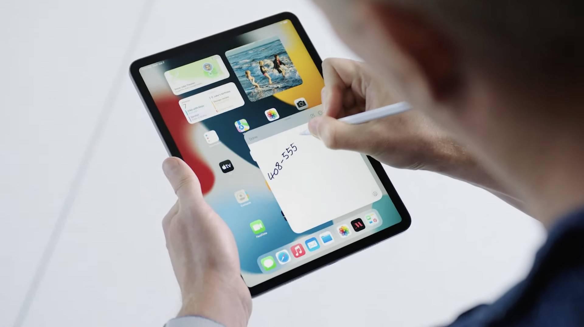 Quick Note - poznámka kdekoľvek v systéme iPadOS 15 WWDC 2021