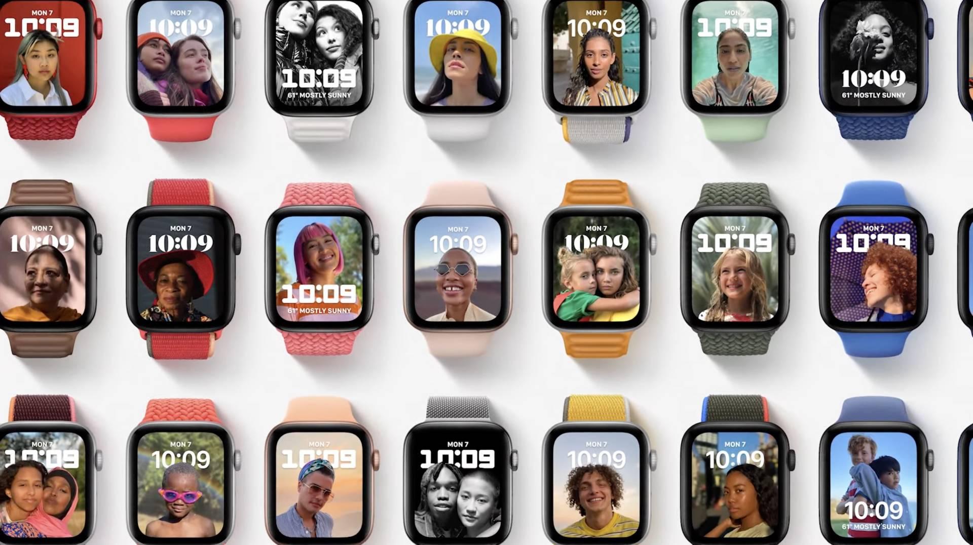 WatchOS 8 novinky - WWDC 2021