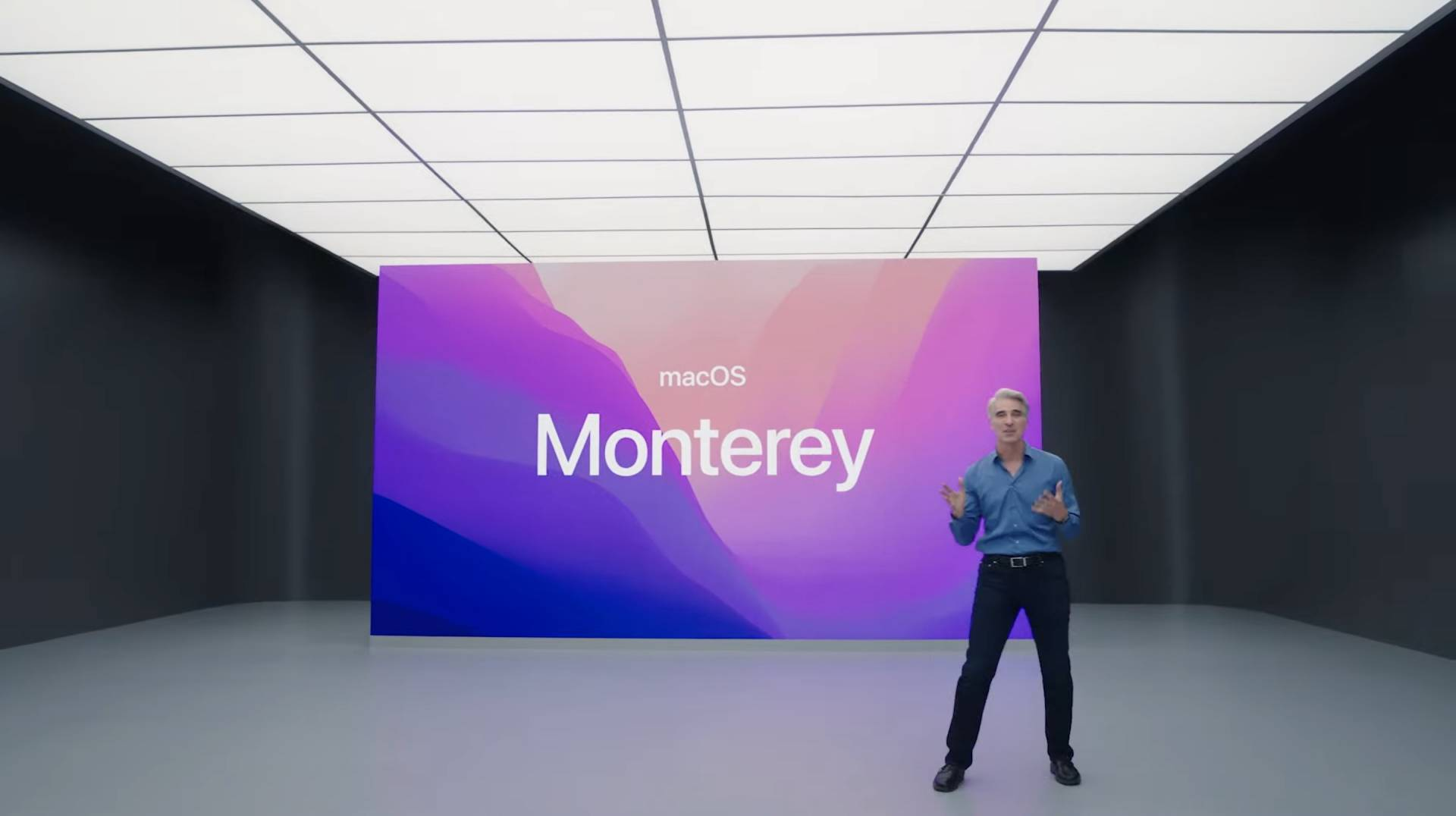 Novinky na macOS 12 Monterey - WWDC 2021