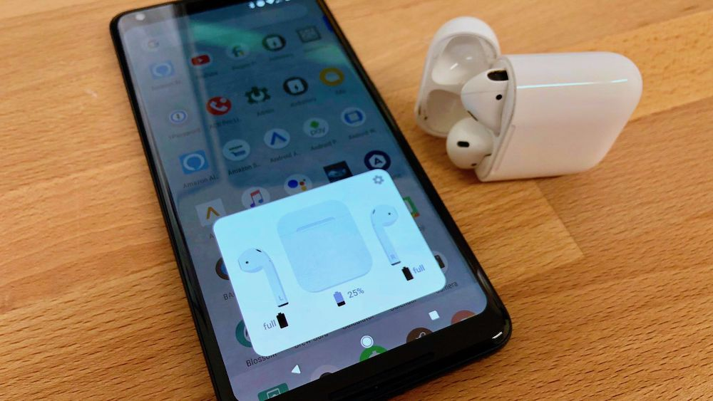 AirPods Android