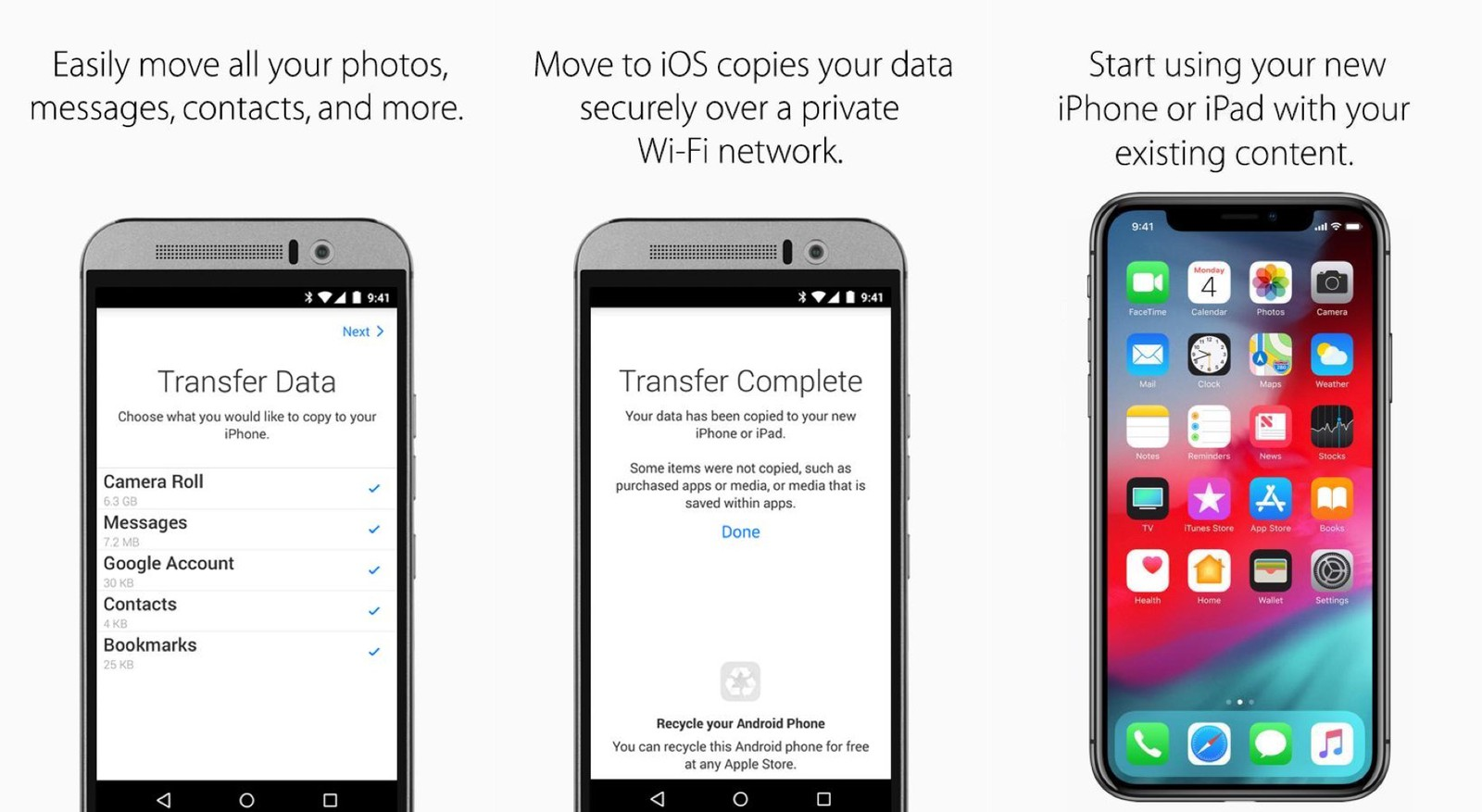 Apple Move to iOS 15