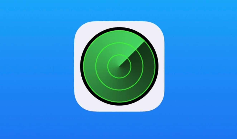 iOS 15 nájsť