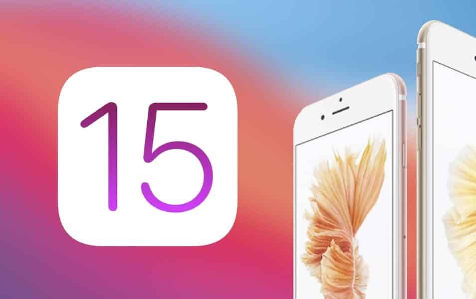 iOS 15 novinky