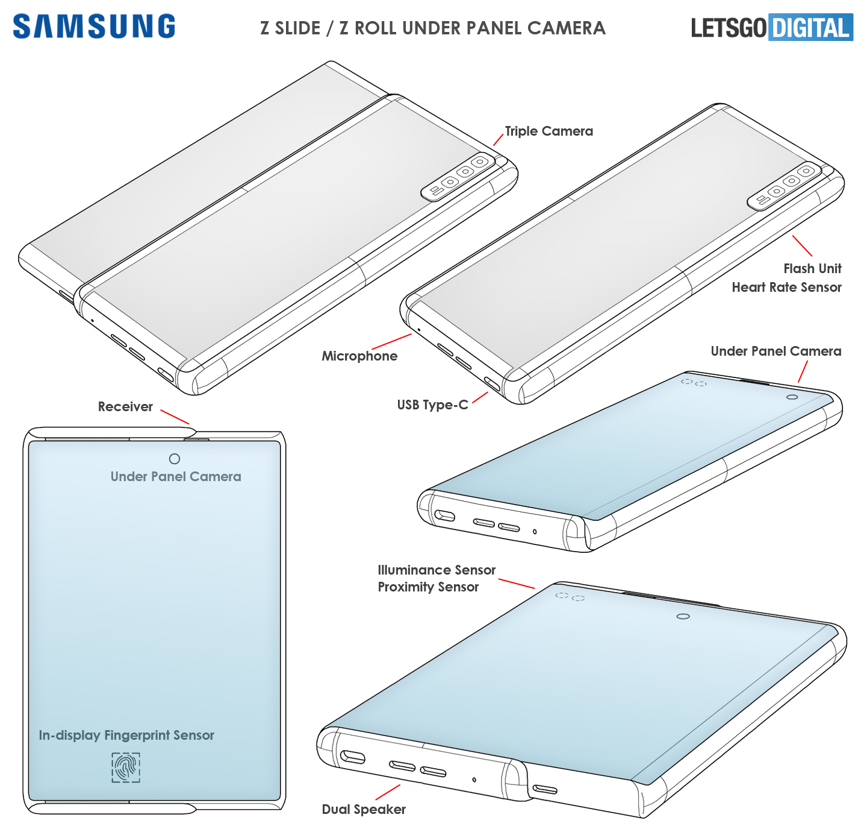 Samsung pripravuje svoj prvý rolovateľný smartfón, ktorý bude predstavený pravdepodobne už v roku 2022. Jeho názov bude buď Samsung Galaxy Z Slide alebo Z Roll.