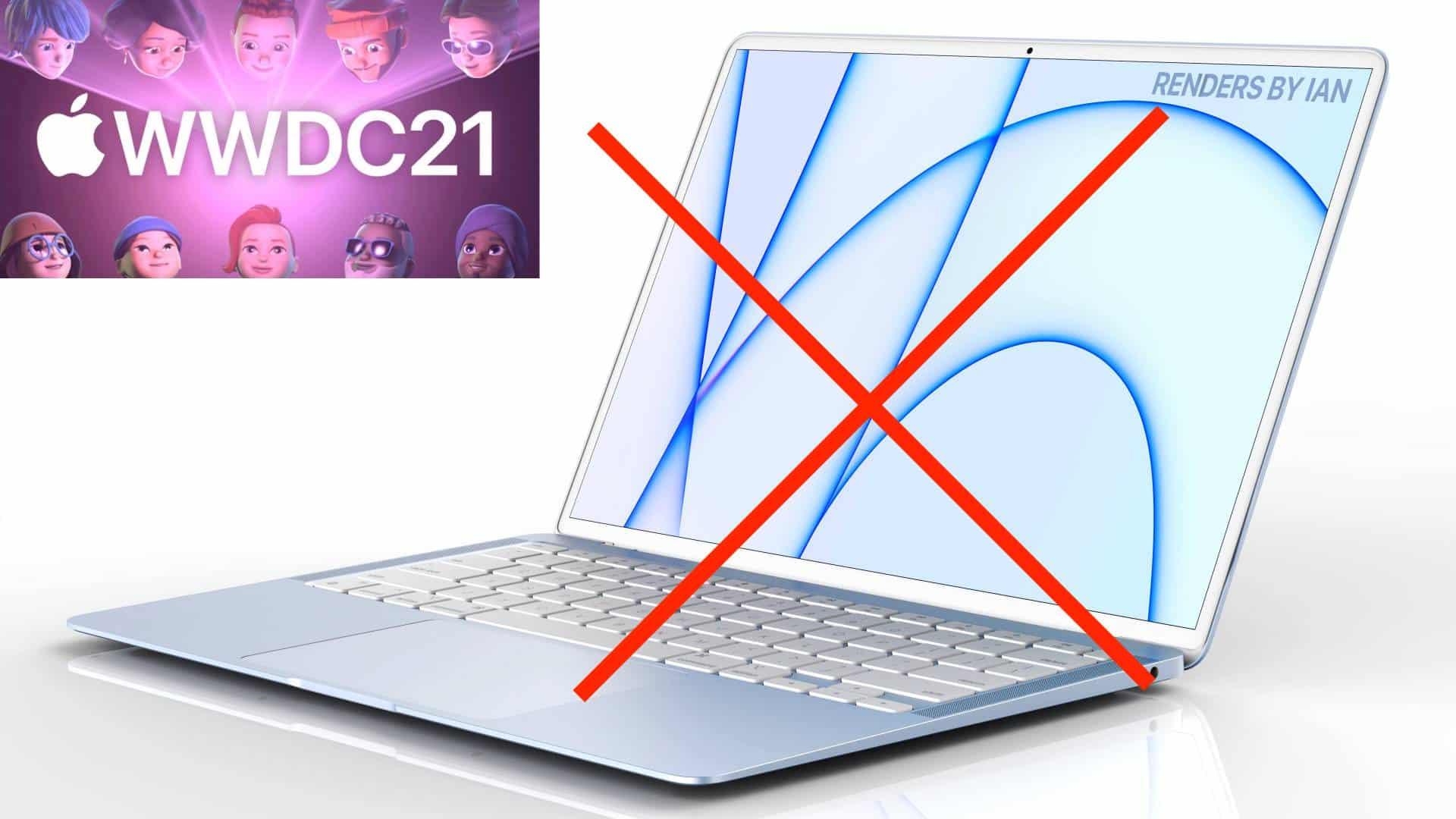 Na WWDC 2021 nebude predstavený hardvér