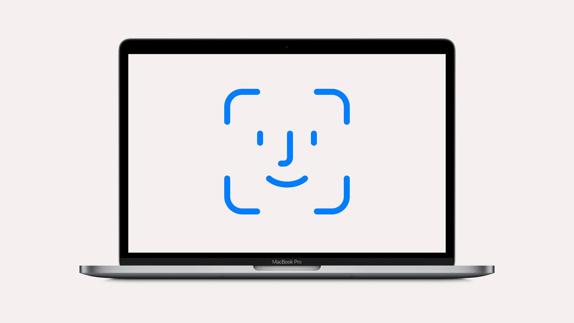 Mac Face ID