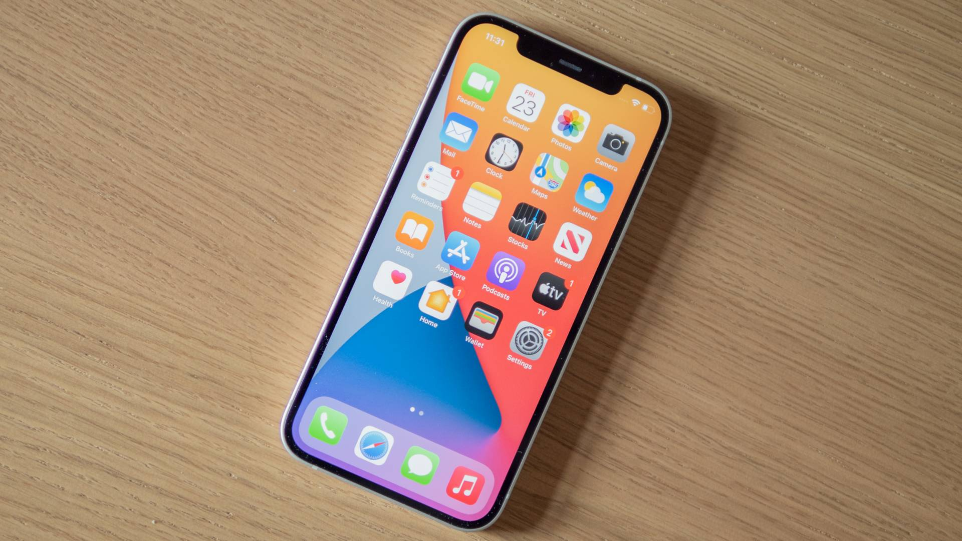 iPhone 12 OLED displej