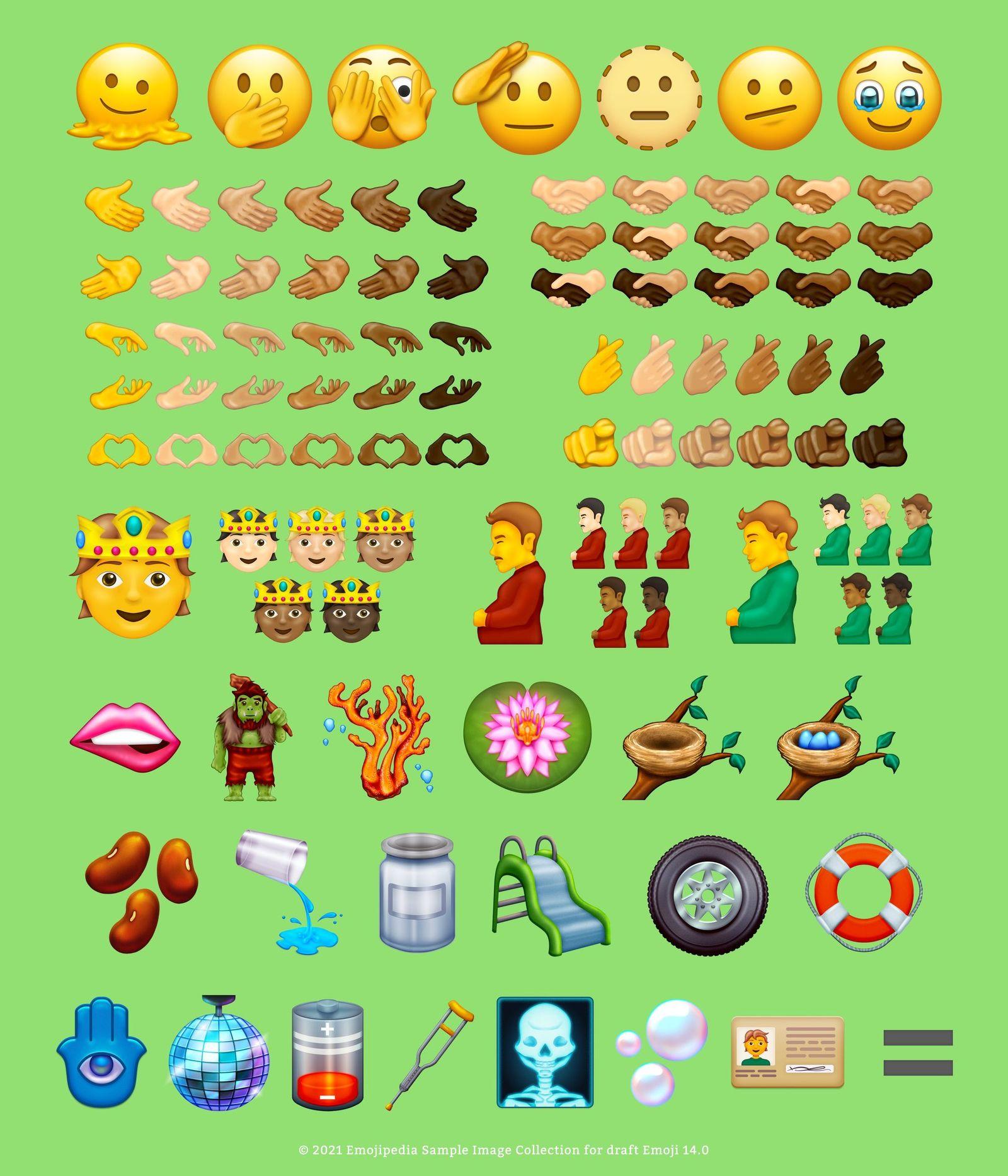 Nové Emoji: Na tieto ikony sa môžete tešiť v iOS 15