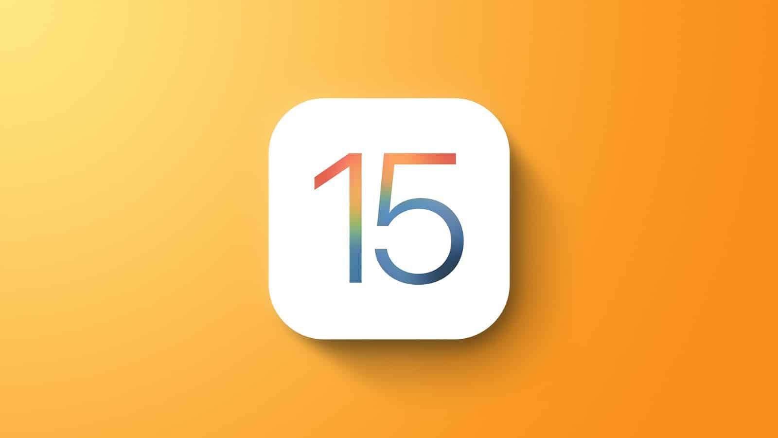 Toto je 7 noviniek, ktoré priniesol iOS 15 v tretej beta verzií