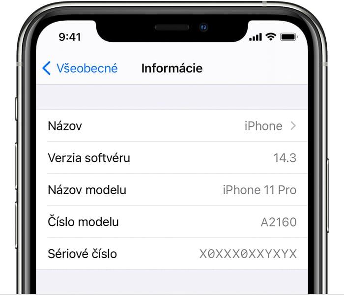 iPhone IMEI