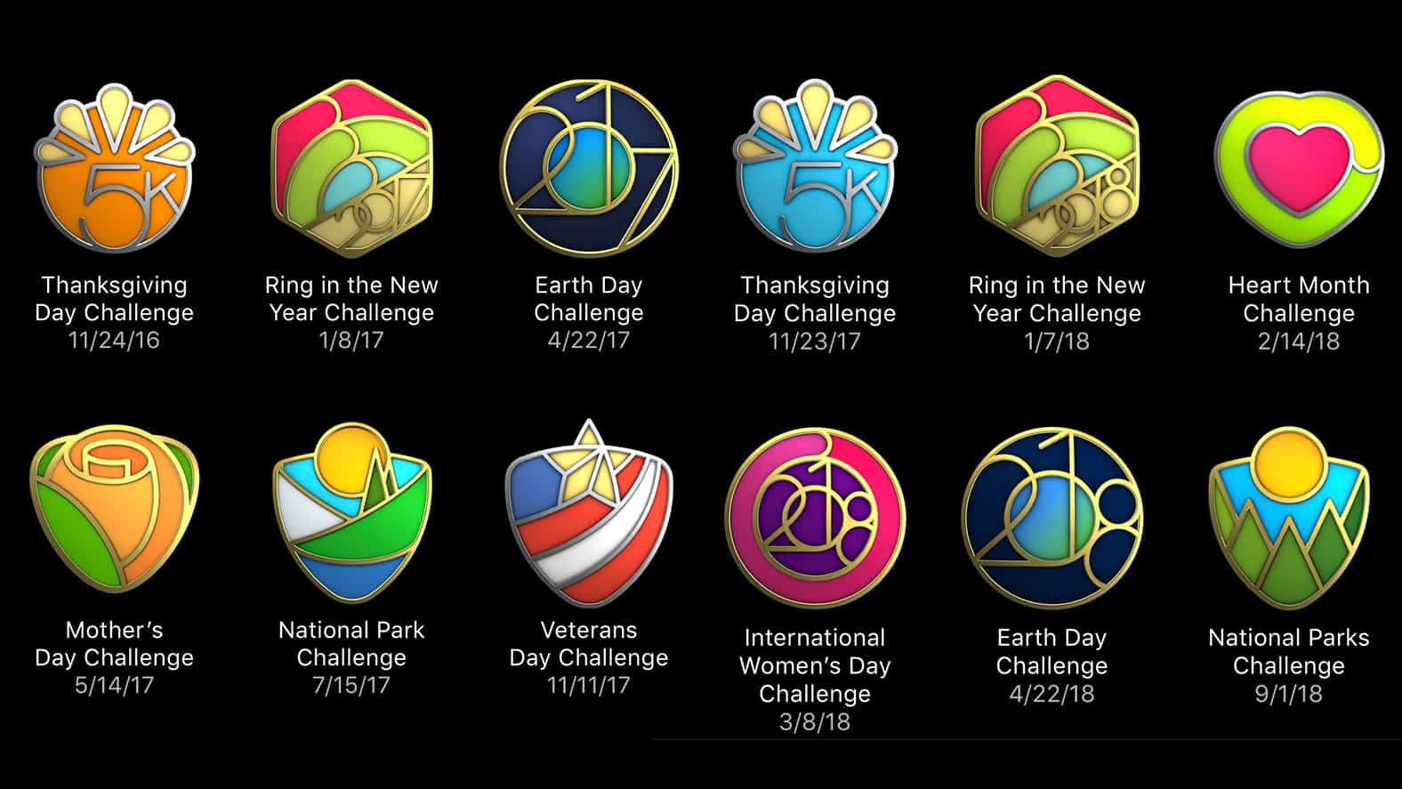 Apple Watch National Parks