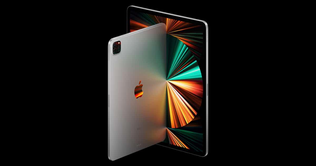 iPad titanium case
