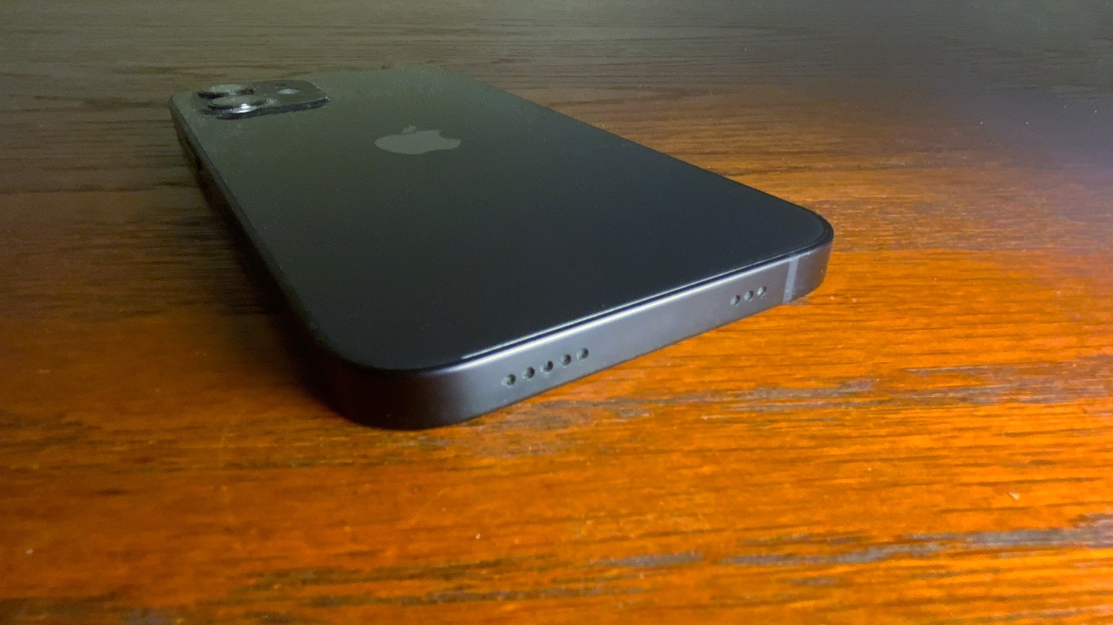 portless iPhone