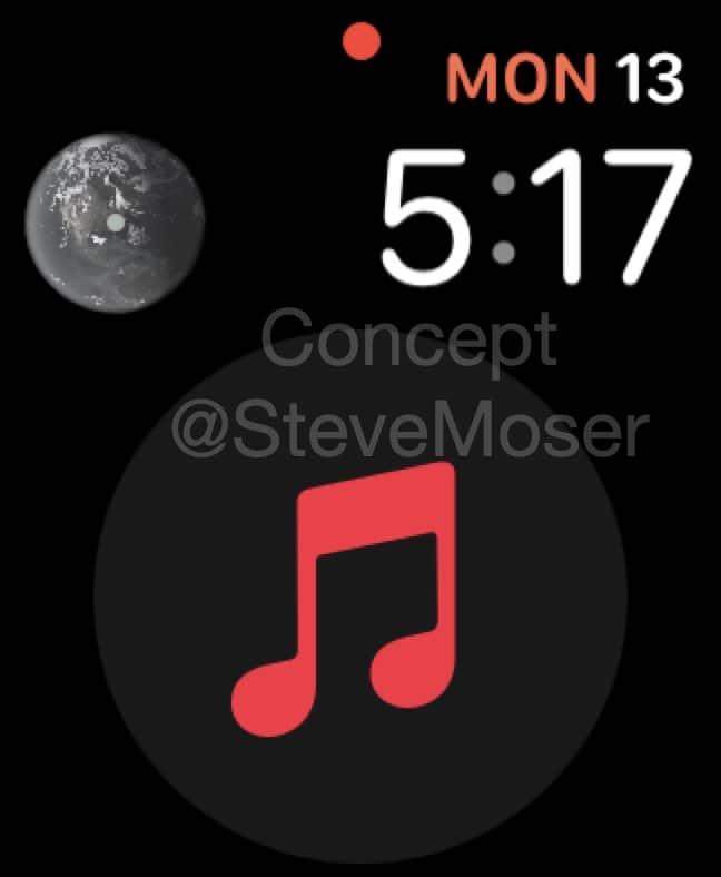Apple Watch watchOS 8