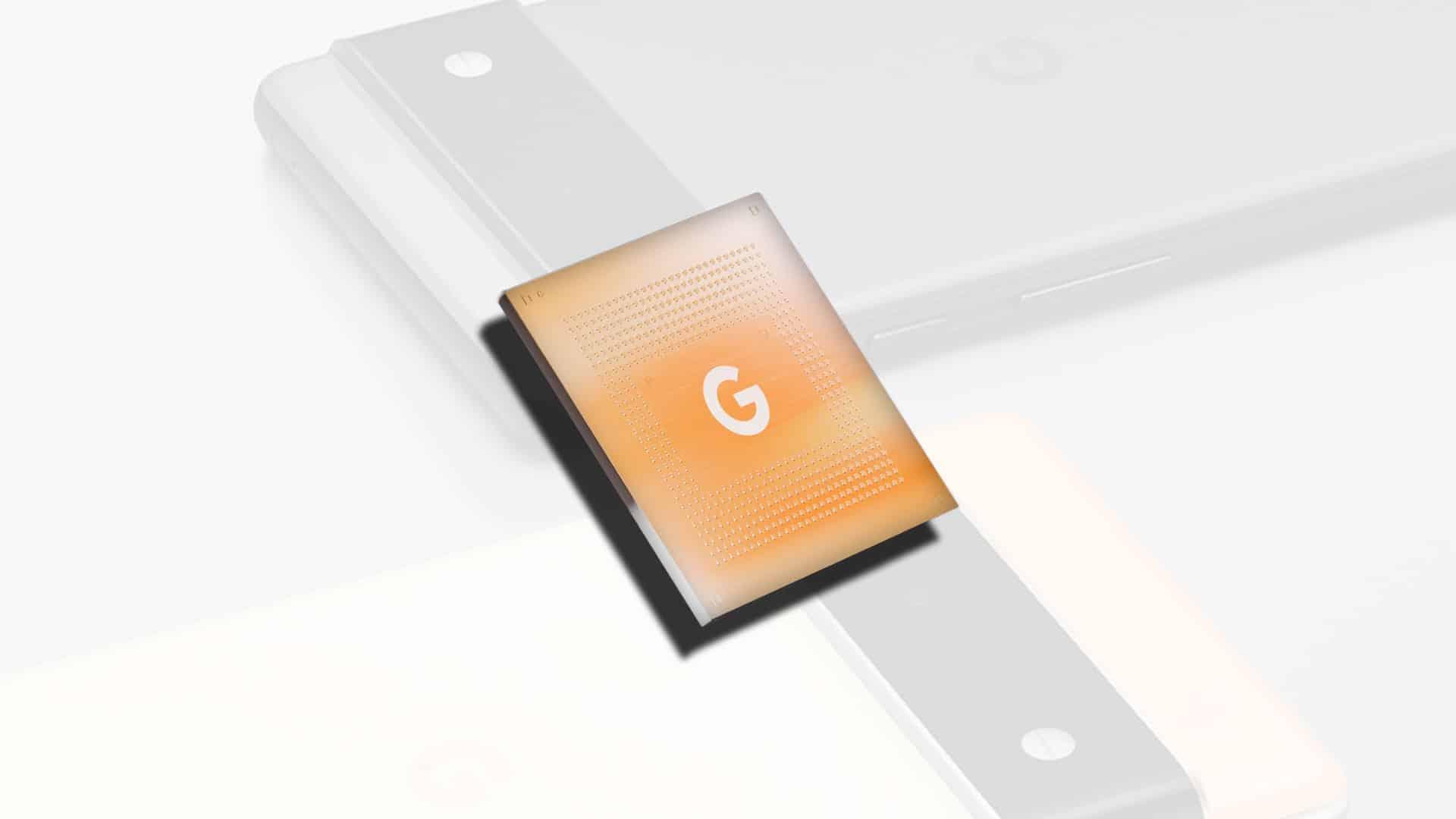 Google chips