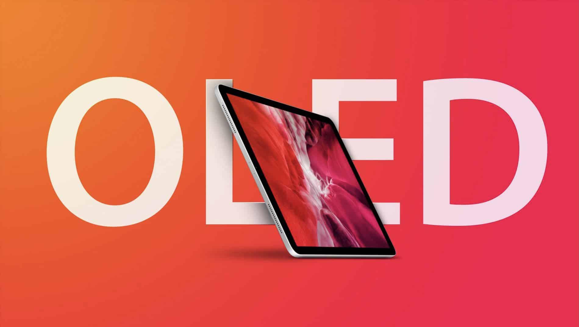 iPad Air OLED