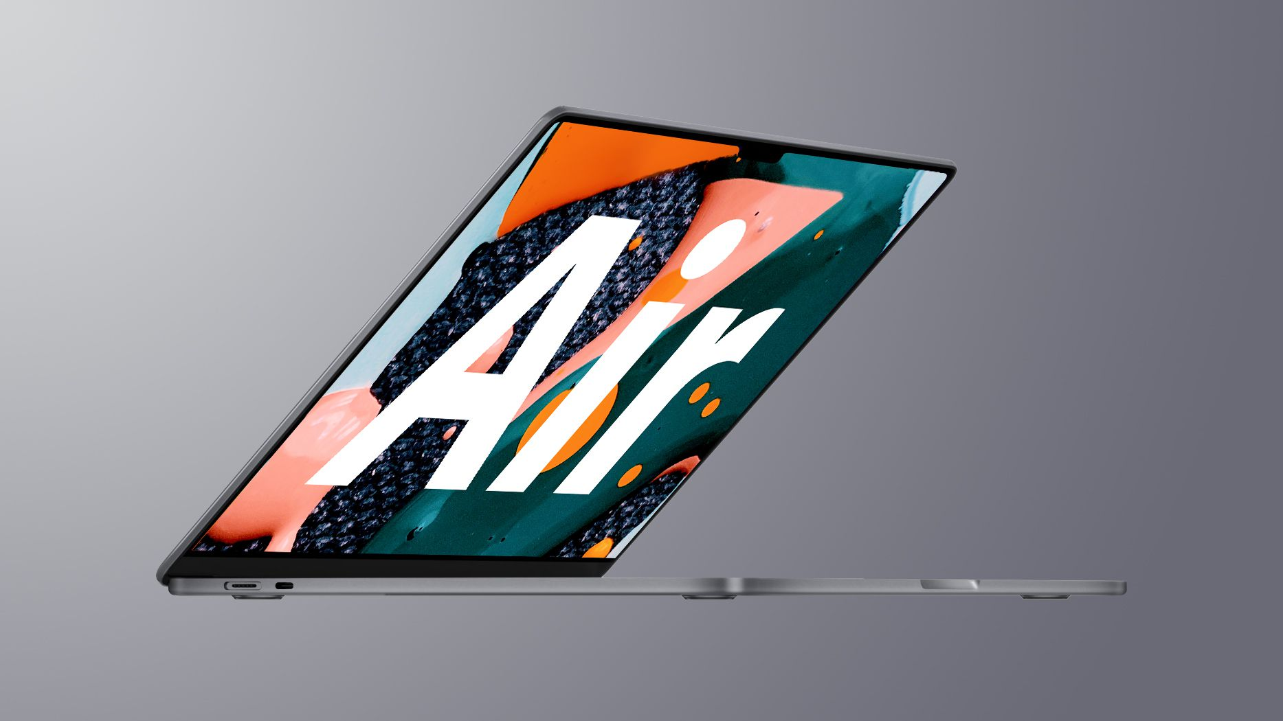 MacBook Air concept