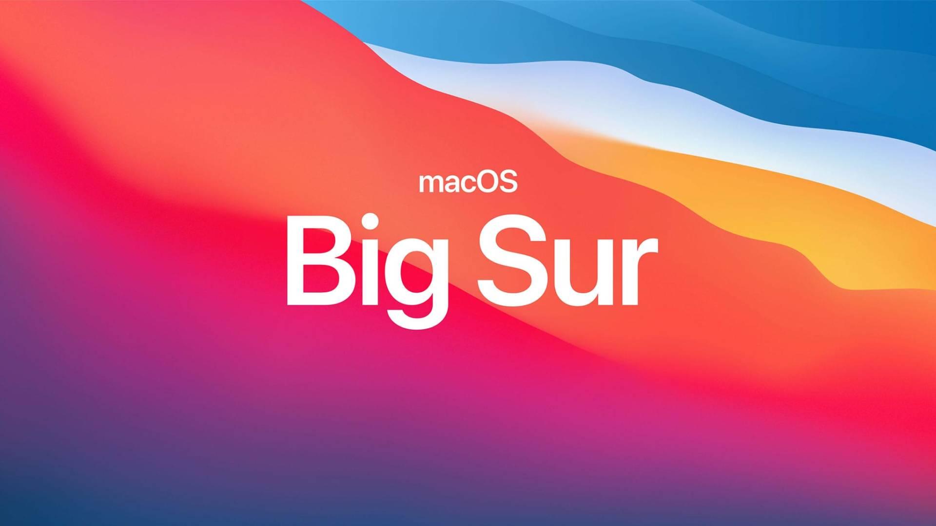 macOS Big Sur 11.6.1