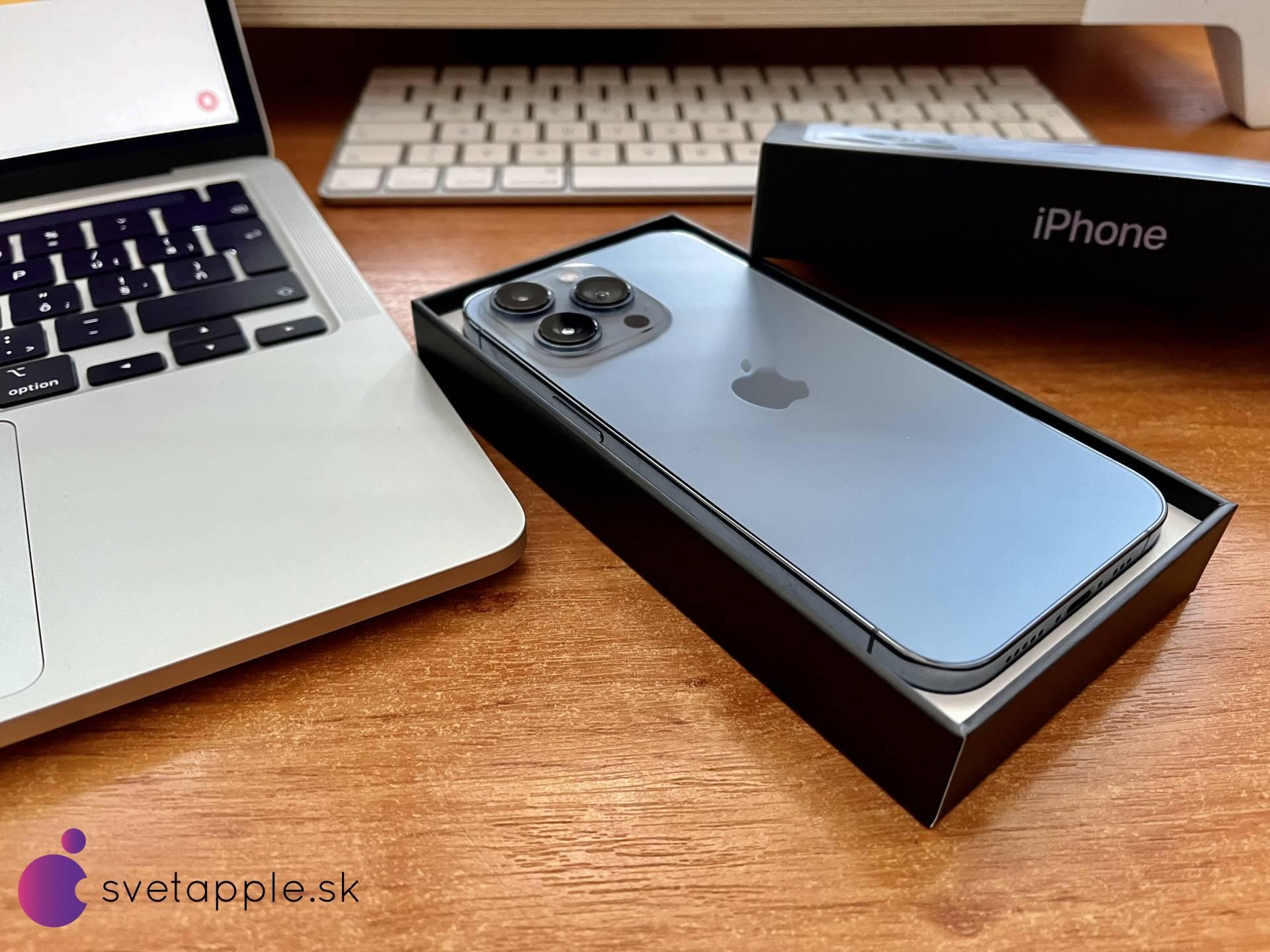 iPhone 13 Pro Box
