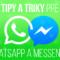 Tipy a triky pre WhatsApp a Messenger