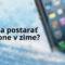 3 rady ako sa postarať o iPhone v zime!